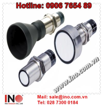 Cam bien sieu am Takex USA-S1AN - USA-S3MAN - USA-S6AN - Ultrasonic displacement sensors - Takex Viet Nam