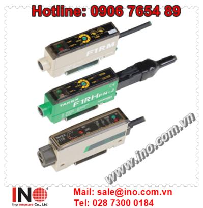 Cam bien soi quang Takex F1R – F1RPN – F1RH – F1RHPN – F1RM – F1RMPN – F1RH-J – F11R – F11CR – F11CRPN - Digital display Fiber optic sensors - Takex Viet Nam