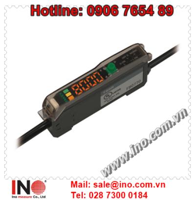 Cam bien soi quang Takex F80R - F80RPN - Digital display Fiber optic sensors - Takex Viet Nam.png