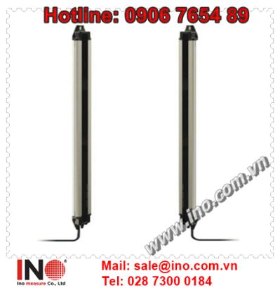 Cam bien vung Takex SSU20-T160 - SSU20-T240 - SSU20-T320 - SSU20-T400 – Light Curtain Sensor – Takex Viet Nam